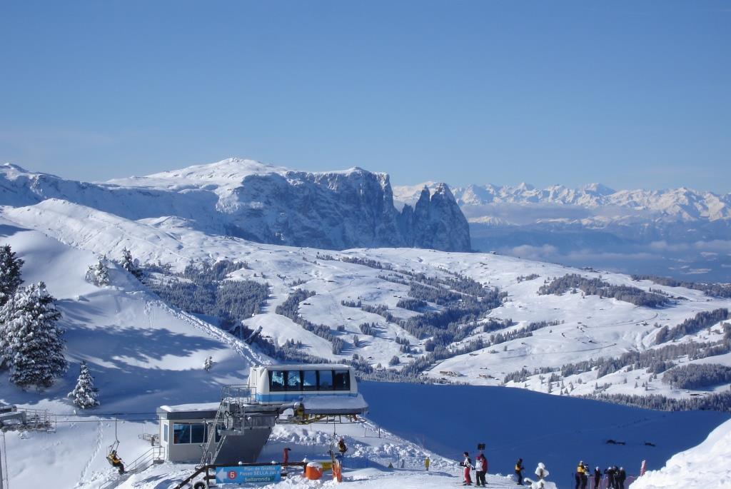 Австрия горные лыжи куда поехать
