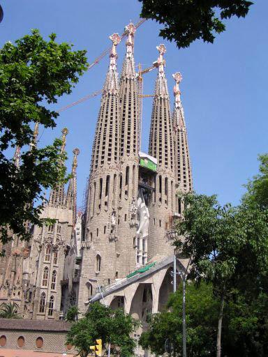 Улицы культурного центра испании