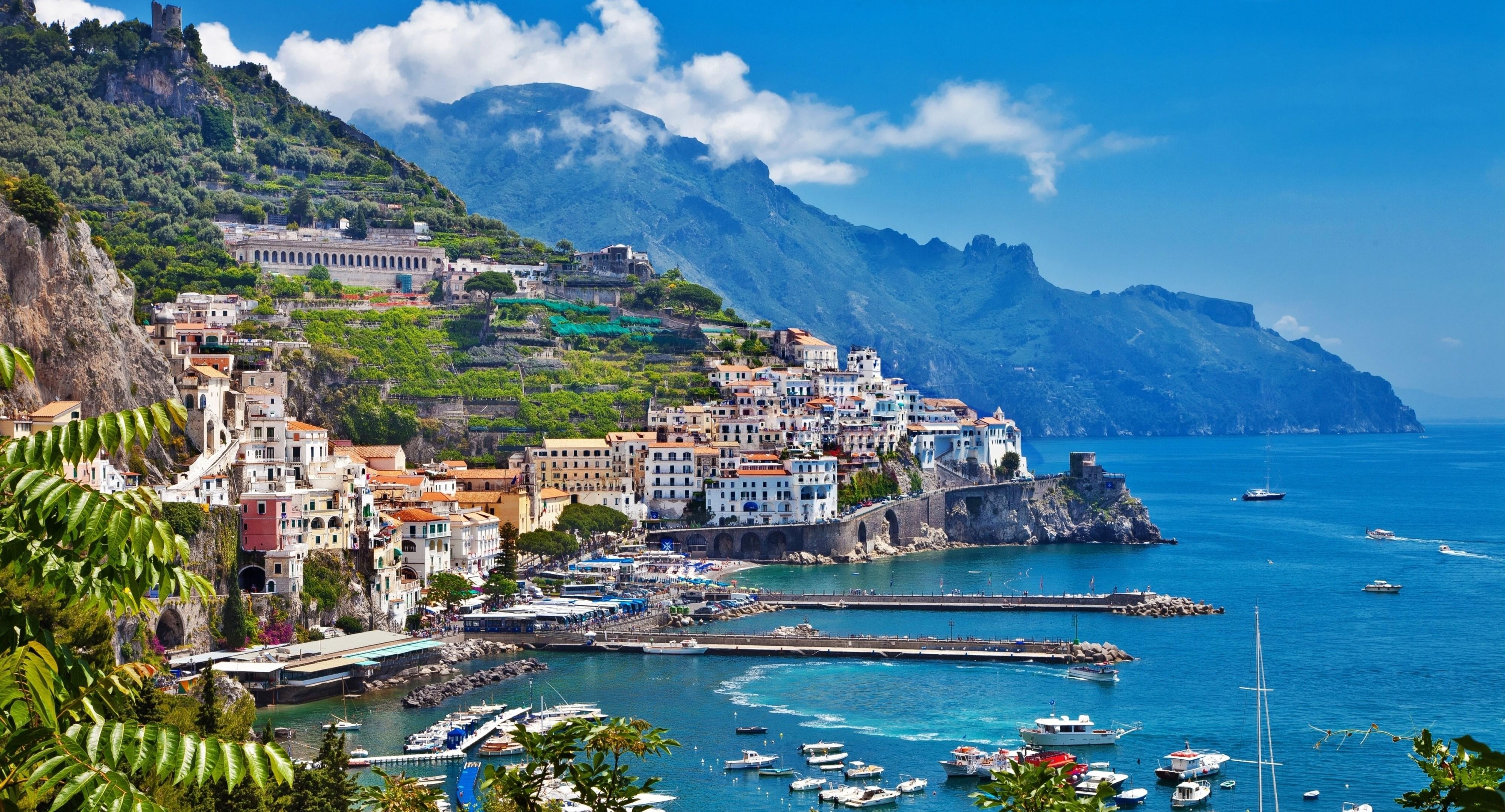 фото море италия